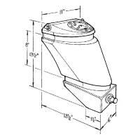 Jaz Fuel Cells - Jaz Flow Max Fuel Cells - Jaz Products - Jaz 3 Gallon Flow Max Cell