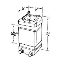 Jaz Products - Jaz 1 Gallon Drag Race Cell - Image 2
