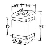 Air & Fuel System - Jaz Products - Jaz 3 Gallon Drag Race Cell
