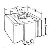 Jaz Fuel Cells - Jaz Drag Race Fuel Cells - Jaz Products - Jaz 5 Gallon Drag Race Cell