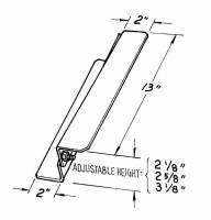 Jaz Products - Jaz Universal Seat Mount Kit - Image 2