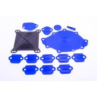 Engine Components - Jaz Products - Jaz Products Engine Block-Off Kit - SB Ford w/ 4150 Carburetor