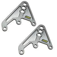 Suspension Components - Joes Racing Products - Joes 3rd Link Mount Aluminum 3-Hole Lay Back (Pair)