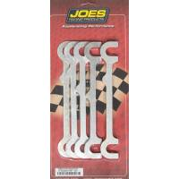 "Control Arm Parts & Accessories - Control Arm Shims - Joes Racing Products - JOES A-Arm Spacer Kit - 6"" centers - Includes 1/16"" -1/2"" Thick"