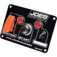Ignition & Electrical System - Joes Racing Products - JOES Switch Panel - Ignition - Start - Accessory - w/Lights