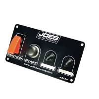 Ignition & Electrical System - Joes Racing Products - Joes Switch Panel Ing/Start w /2 Acc Switches No Light