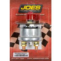 Battery - Battery Disconnect Switches - Joes Racing Products - JOES Battery Disconnect w/ Panel - 4 Terminal