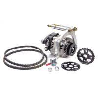 Pulley Kits - V-Belt Pulley Kits - Jones Racing Products - Jones Racing Products HTD Alternator Drive Kit - SB Chevy