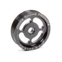 "Power Steering Pulleys - Serpentine Power Steering Pulleys - Jones Racing Products - Jones Racing Products Serpentine Power Steering Pulley - 4.000"" Press Fit"