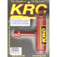 Carburetor Accessories and Components - Carburetor Fuel Logs - Kluhsman Racing Components - Kluhsman Racing Components Single Fuel Director