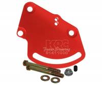KRC Power Steering - KRC Aluminum Head Mount Power Steering Bracket (Only) - Lightweight Hollow Back Design - Chevy - Image 2
