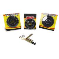 Power Steering Pulleys - Serpentine Power Steering Pulleys - KRC Power Steering - KRC Pro Series Serpentine Pulley Kit 1:1 - SB Chevy