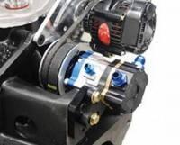 KRC Power Steering - KRC Bellhousing Mounted Alternator Braket Kit for KSE Steering Pump Drive - Image 2