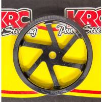 Engine Components - KRC Power Steering - KRC 6.0 6-Rib Serpentine Pulley Standard Offset