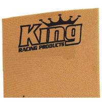 Radiator Accessories and Components - Radiator Screens - King Racing Products - King Honeycomb Radiator Protector
