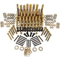 Hardware & Fasteners - Sprint Car Bolt Kits - King Racing Products - King Complete Sprint Car Steel Bolt Kit