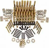 King Racing Products - King Complete Sprint Car Steel Bolt Kit - Image 2