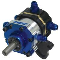 KSE Racing Products - KSE Tandem X Power Steering, Fuel Pump - Bolts to SB Chevy Water Pump - Image 2