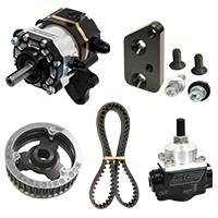 KSE Racing Products - KSE Belt Drive TandemX Pump - Bellhousing Kit - Image 2