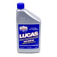 Lucas Oil Products - Lucas 20W-50 PLUS Racing Oil - 1 Quart