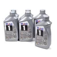 Mobil 1 Motor Oil - Mobil 1™ Motor Oil - Mobil 1 - Mobil 1 5W-20 Synthetic Motor Oil - 1 Quart (Case of 6)