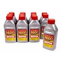 Motul - Motul RBF 600 Factory Line Brake Fluid - 0.5 Liter (Case of 12) - Image 1