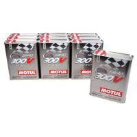 Motul - Motul 300V Power 5W40 Synthetic Racing Oil - 2 Liters (Case of 10)