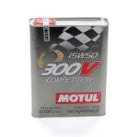 Motul - Motul 300V Competition 15W50 Synthetic Racing Oil - 2 Liters