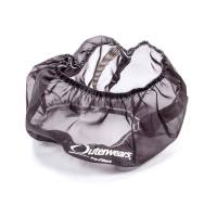 "Air Cleaners and Intakes - Air Filter Wraps and Pre-Filters - Outerwears Performance Products - Outerwears Air Cleaner Pre-Filter w/o Top - Black - 11"" Diameter x 5"" Tall"