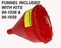 Outerwears Performance Products - Outerwears Fuel Funnel Pre-Filter - Red - Image 2