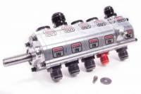 Peterson Fluid Systems - Peterson 5 Stage R4 Drag Dry Sump Oil Pump - Left Side Mount - Standard - 1.400 Scavenge Rotors - Image 2