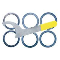 Shock Accessories - Coil-Over Spanner Wrenches - QA1 - QA1 Spanner Wrench & Thrust Bearing Kit