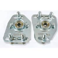 Control Arm Parts & Accessories - Wheel Alignment Kits -Street / Strip - QA1 - QA1 Caster/Camber Plates - 94-04 Mustang
