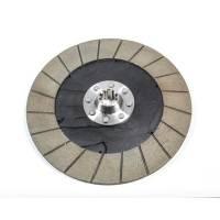 "Quarter Master - Quarter Master 10.4"" Street Stock Clutch Disc - 1-1/8"" x 10 Spline - Solid Hub"