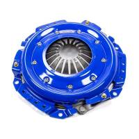 "Clutches and Components - Clutch Pressure Plates - Quarter Master - Quarter Master 10.4"" Street Stock Clutch Cover Assembly w/ Steel Faced Aluminum Pressure Plate"