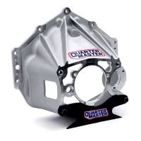 Bellhousings - Aluminum Bellhousings - Quarter Master - Quarter Master Bellhousing Reverse Mount Starter Bellhousing - Chevrolet (Early, Late & LS1)