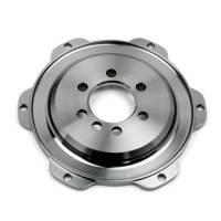 "Flywheels - Steel Flywheels - Quarter Master - Quarter Master Chevy V-8, V-6 Early Pattern 7.25"" Button Flywheel - 4.3 lbs."