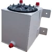 RCI - RCI 1 Gallon Drag Race Aluminum Fuel Cell