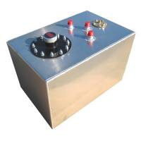 RCI - RCI 12 Gallon Aluminum Fuel Cell - Fill Cap - Sending Unit