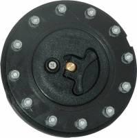 RCI - RCI Flush Mount Black Plastic Cap - 12-Bolt - Image 2