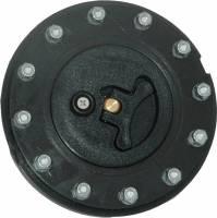 RCI - RCI Flush Mount Black Plastic Cap - 12-Bolt - Image 3