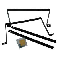 Fuel Cells, Tanks and Components - Fuel Cell Brackets - RCI - RCI Aluminum Fuel Cell Mounting Kit - 17 Gallon