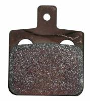 Ultra-Lite Brakes - Ultra-Lite Brake Pads - Fits Ultra-Lite L/F Floating Caliper, Wilwood Dynalite Single, Outlaw 1000 - Image 2