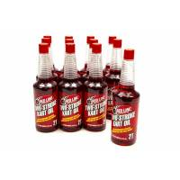 Sprint Car & Open Wheel - Red Line Synthetic Oil - Red Line Two Cycle Kart Racing Oil - 16 oz. (Case of 12)