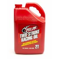 2 Cycle Oil - Red Line Two Stroke Racing Oil - Red Line Synthetic Oil - Red Line Two Stroke Racing Oil - 1 Gallon