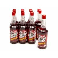 2 Cycle Oil - Red Line Two Stroke Racing Oil - Red Line Synthetic Oil - Red Line Two Stroke Racing Oil - 16 oz. (Case of 12)