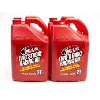 Two-Stroke Oil - Red Line Two Stroke Racing Oil - Red Line Synthetic Oil - Red Line Two Cycle Oil -1 Gallon (Case of 4)