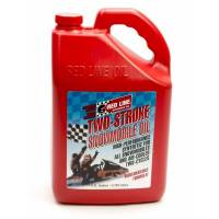 2 Cycle Oil - Red Line Two Stroke Snowmobile Oil - Red Line Synthetic Oil - Red Line Two-Cycle Snowmobile - 1 Gallon