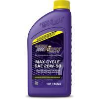 Royal Purple Racing Oil - Royal Purple® Max-Cycle® Motorcycle & ATV Oil - Royal Purple - Royal Purple® Max-Cycle Motorcycle Oil - 1 Quart - 20W-50