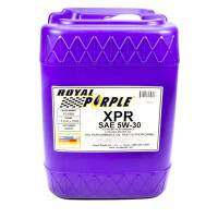 Royal Purple Racing Oil - Royal Purple® XPR® Extreme Performance Racing Oil - Royal Purple - Royal Purple® XPR 5W30 Racing Oil - 5 Gallon Pail